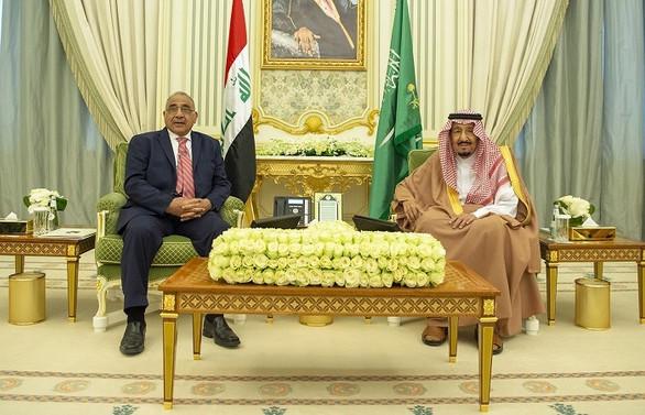 Irak ile Suudi Arabistan bölge istikrarını görüştü