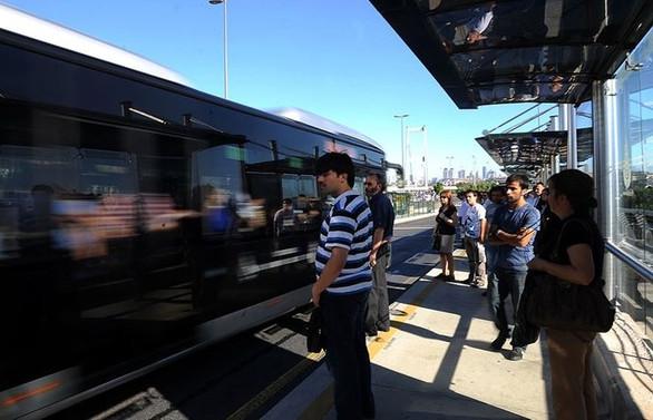 İstanbul'da ulaşıma düzenleme