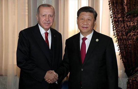 Erdoğan: Türkiye ve Çin aynı vizyonu paylaşıyor