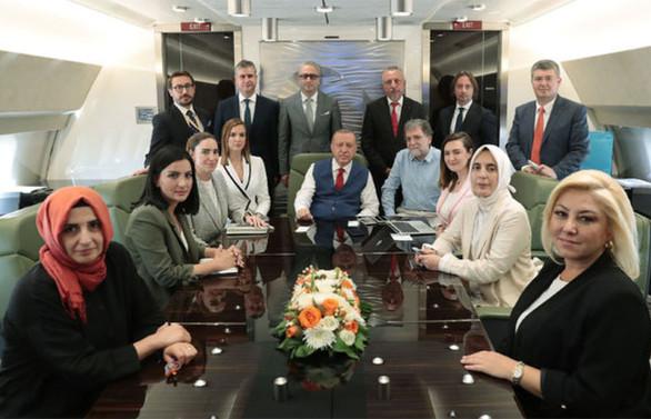 Erdoğan'dan 'Çetinkaya' yorumu: Kararları ağır bedeller ödetti