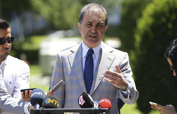 AK Parti Sözcüsü Çelik'ten Yunan bakana tepki