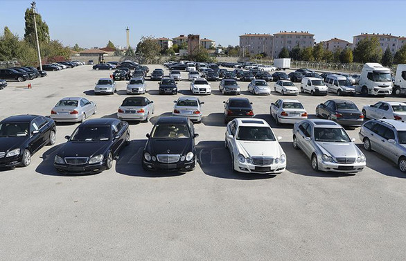 40 bin aracın geçmişi temizlenecek