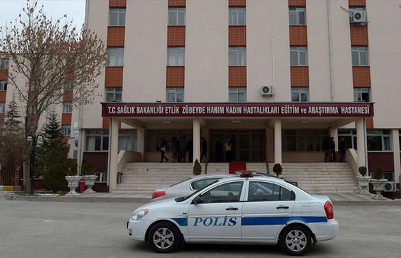Ankara'da hastanede 19 personel gazdan etkilendi