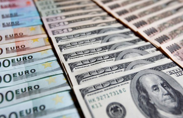 MB'nin brüt döviz rezervleri 579 milyon dolar arttı