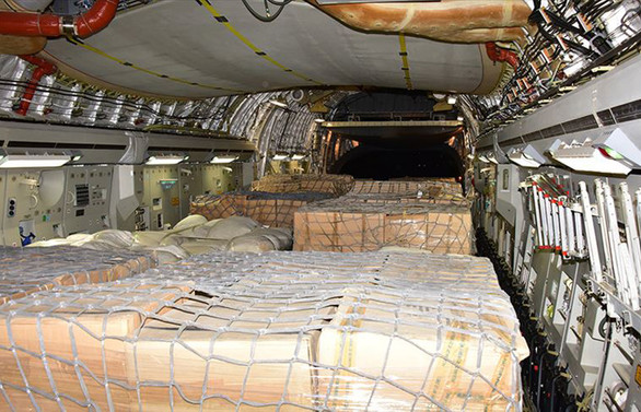 Türkiye, Afganistan'a 4,5 milyon dolarlık askeri malzeme hibe etti