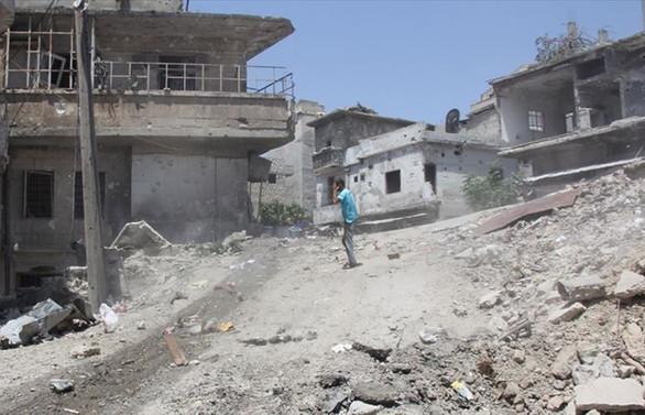 Türk ve Rus heyetler 'Suriye'yi görüştü