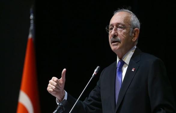 Kılıçdaroğlu: S-400'ler Türkiye'nin kendi hakkı ve hukukudur