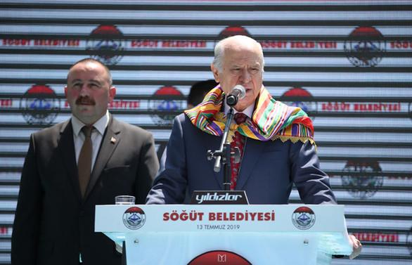 Bahçeli'den Kılıçdaroğlu'na 'sistem' yanıtı