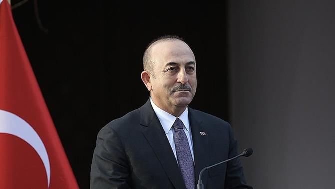 Çavuşoğlu: Türkiye'nin faaliyetleri sürecek