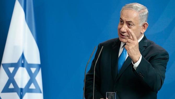 Netanyahu'dan Nasrallah'a 'Lübnan'ı vururuz' tehdidi