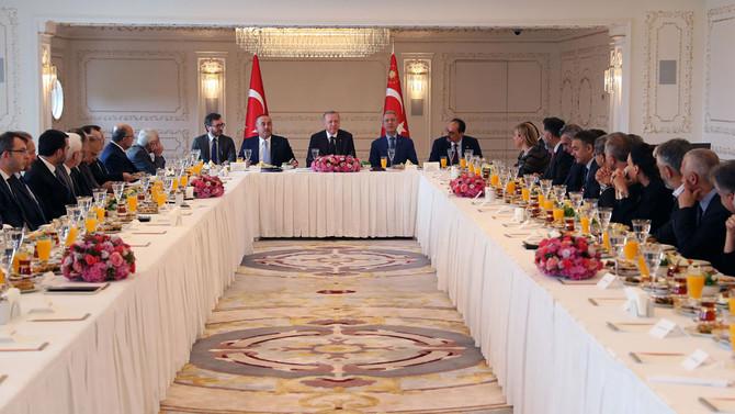 Erdoğan: S-400'leri alarak savaşa hazırlanmıyoruz