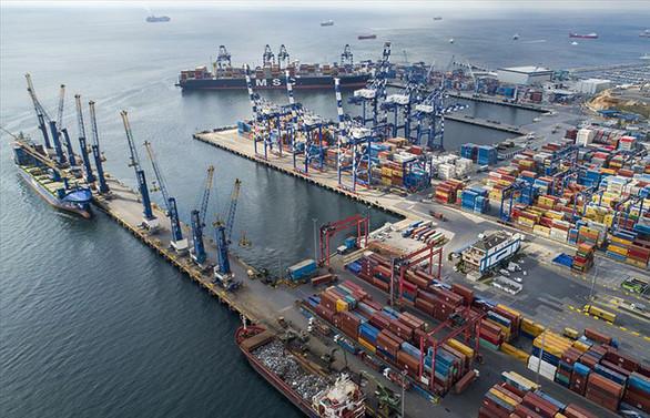 Almanya, Türkiye'den 7 milyar 443 milyon dolarlık ürün ihraç etti