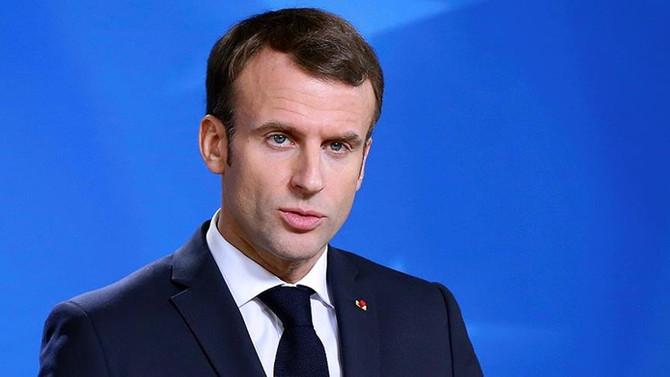 Macron, AB'yi eleştirdi