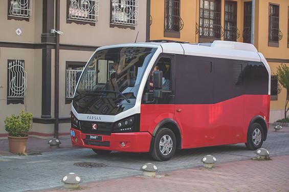 Galati Belediyesi, 20 adet Jest+ minibüs siparişi verdi