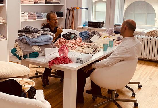 Bursalı tekstilciler New York TTM'yi hareketlendirdi