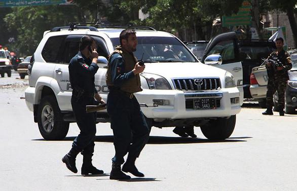 Afganistan'da patlama: 8 ölü 33 yaralı