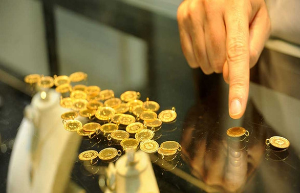 Gram altın 260, çeyrek altın 425 lira seviyelerinde