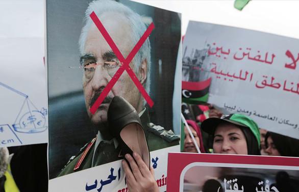 Mısır, BAE ve Fransa'ya 'Hafter'e destek' suçlaması