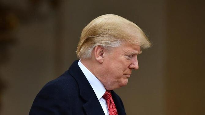 Trump, İran'a ait İHA'yı düşürdükleri konusunda emin