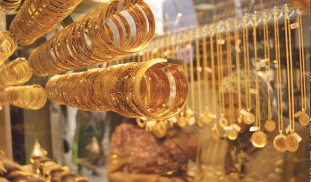 Gram altın 253, çeyrek altın 412 lira