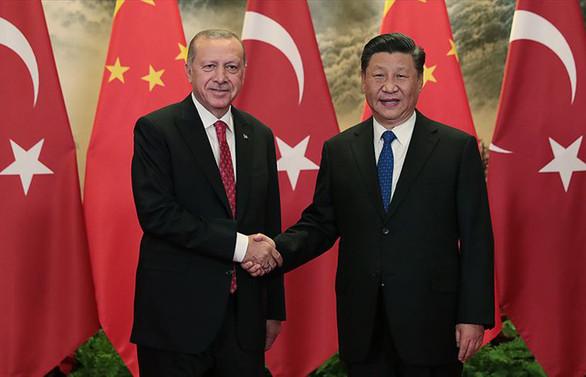 Cumhurbaşkanı Erdoğan: Türkiye-Çin iş birliğinin güçlendirilmesi için potansiyel büyük