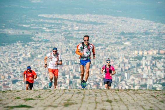 12 ülkeden 50 profesyonel ultra maratoncu katılacak