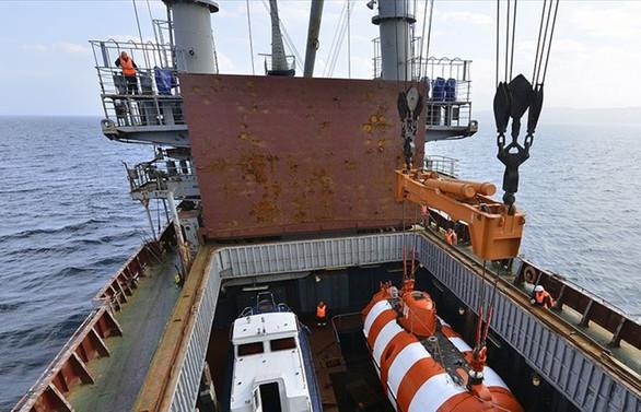 Rus su altı araştırma gemisinde yangın: 14 ölü