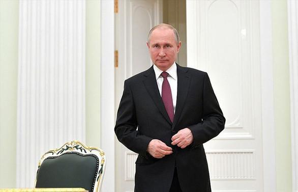 Putin 'yangın nedeniyle' programını iptal etti