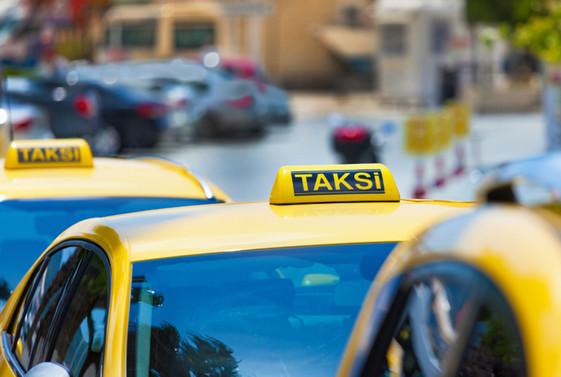 Bin 551 taksi şoförüne ceza
