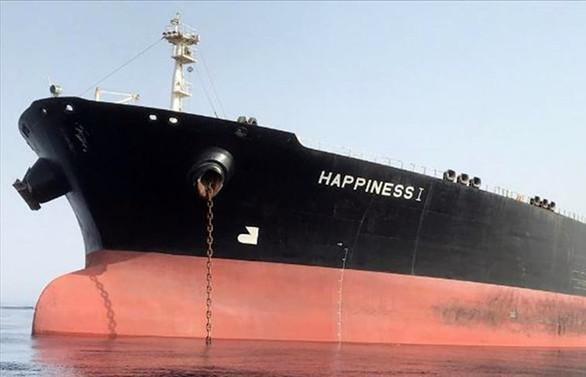 Suudi Arabistan, İran'a ait tankeri serbest bıraktı