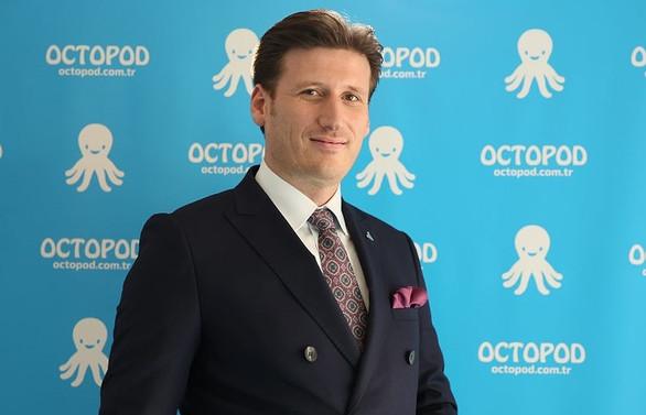 Türk yazılımcıların geliştirdiği Octopod, ABD'ye açıldı
