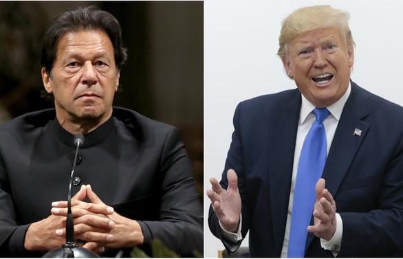 Trump ile Pakistan Başbakanı İmran Han görüşecek