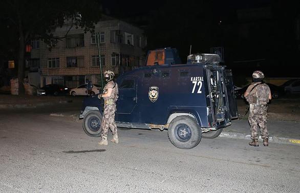 İstanbul'da uyuşturucu operasyonu: 50 gözaltı