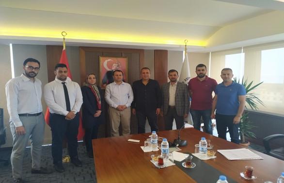 Arsin OSB'ye İranlı yatırımcı