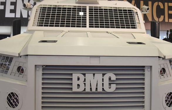 BMC savunma sanayisinde en büyük 100 şirket arasında