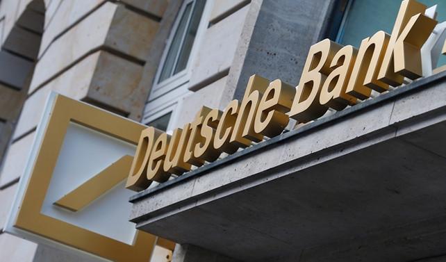 Deutsche Bank'tan ikinci çeyrekte 3,15 milyar euro zarar