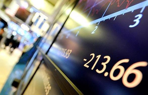 Borsa, günün ilk yarısında yüzde 0,38 düştü