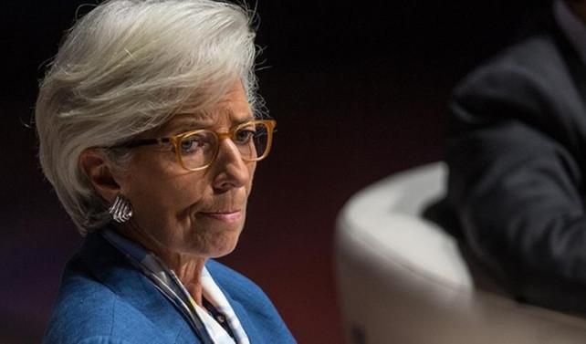 ECB'den Lagarde'ın yeni başkan atanmasına onay