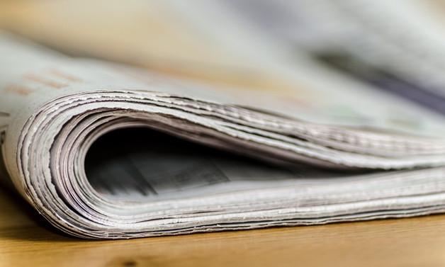 Gazete ve dergilerin sayısı yüzde 2,6 azaldı