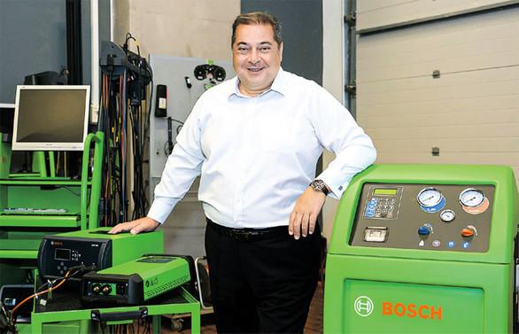 Bosch bu yıl 1.2 milyar TL yatırım yapacak, yüzde 16 büyüyecek