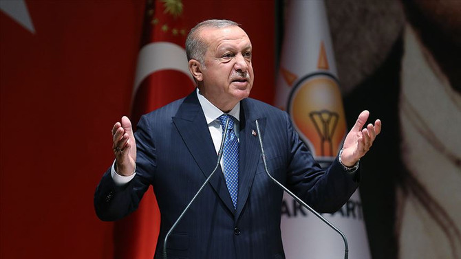 Erdoğan: Faiz indirimi devam etmeli