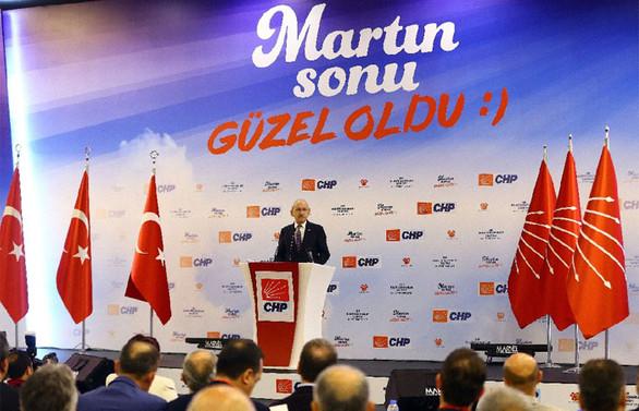 Kılıçdaroğlu'dan 'başkanlara' 7 ilke