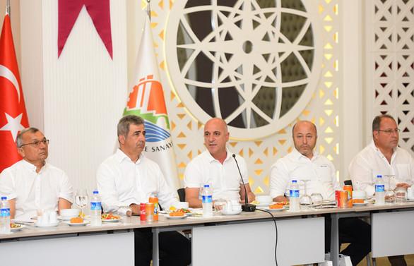 Antalya OSB'den sanayicinin elektrik sorununa GES çözümü