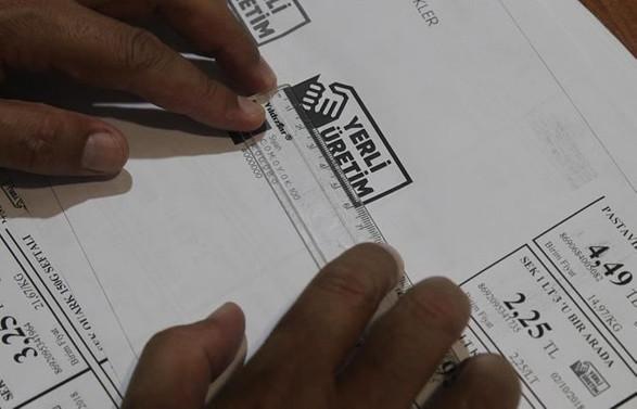 Yerli üretim logolu etiketlerde düzenleme