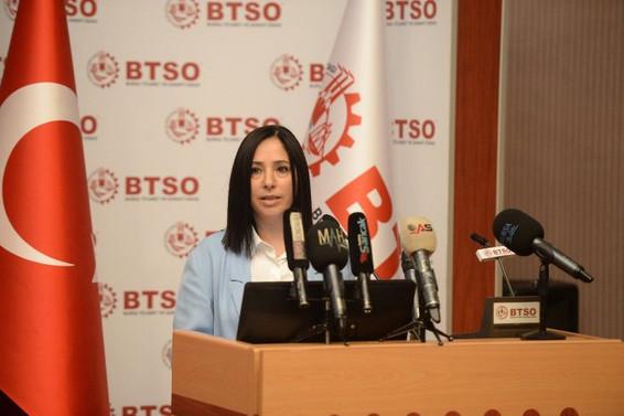 TOBB KGK Doğu Marmara Bölge Temsilcisi Sevgi Saygın oldu