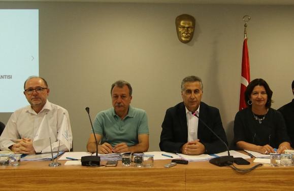 Mimarlar Bursa'da buluştu