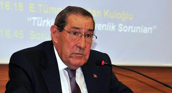 Yaşar Büyükanıt'ın sağlık durumuyla ilgili açıklama