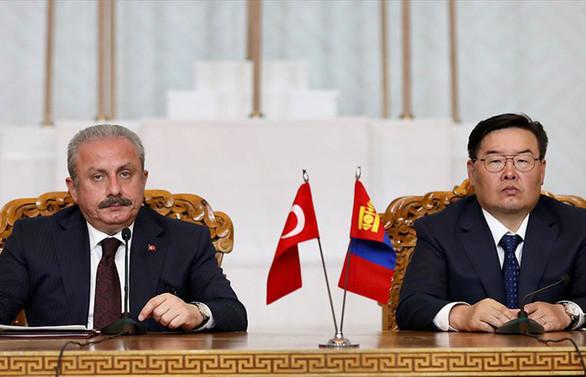 Moğolistan ile FETÖ konusunda fikir birliği içindeyiz