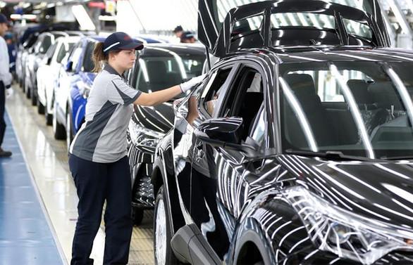Sakarya'da 6 ayda 141 bin 495 araç üretildi