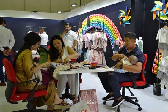 Junioshow, 60 ülkeden binin üzerinde yabancı ziyaretçi ağırlıyor